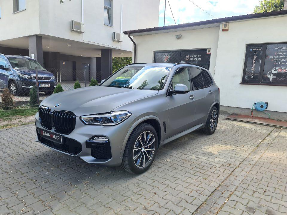 BMW X5 Gunmetalic